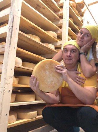 Секреты настоящего фермерского сыра от Марии и Ивана Казимир